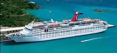 I used to work in carnival cruise lines I really had a great time